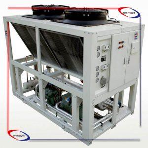 چیلر هوایی با کمپرسور رفت و برگشتی مدل NCA-R