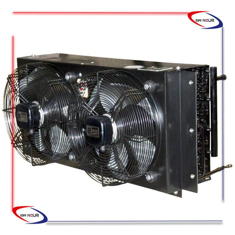 کندانسور هوایی مدل NUC 3