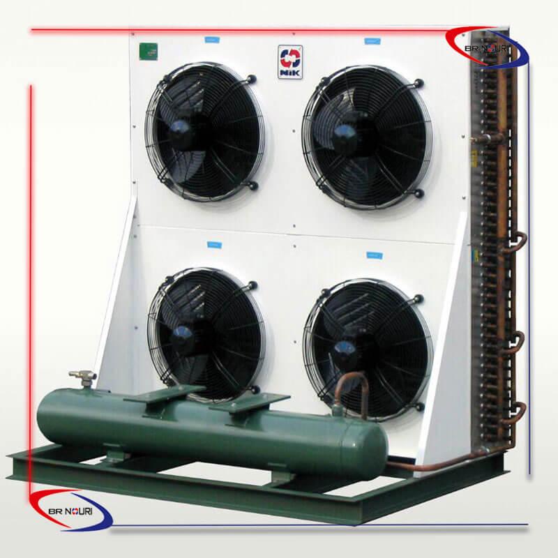 کندانسور هوایی مدل NUC 5