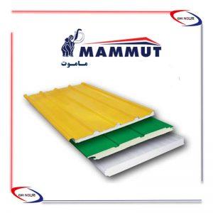 ساندویچ پانل ماموت