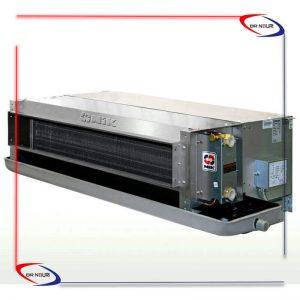 فن کویل سقفی مدل NFCC نیک