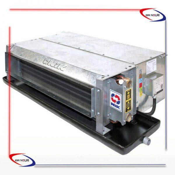 فن کویل سقفی نیک مدل NFCC