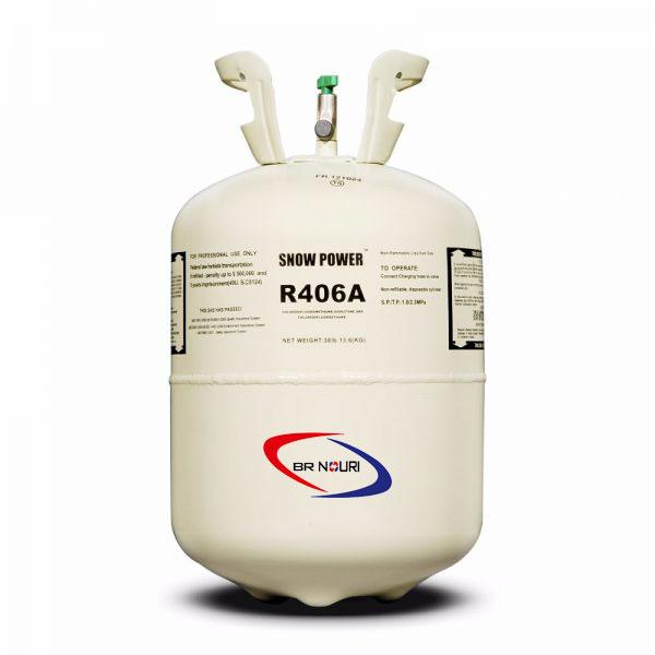 گاز R406
